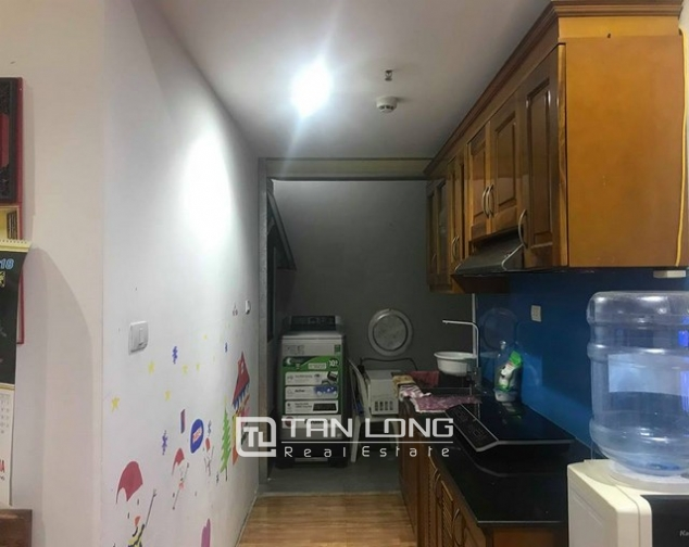 River view 2 bedroom furnished for rent in Packexim 2 building, An Duong Vuong street, Tay Ho district 2