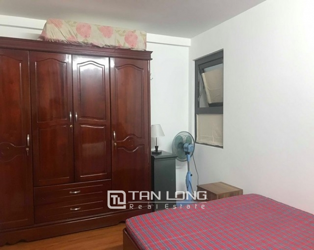 River view 2 bedroom furnished for rent in Packexim 2 building, An Duong Vuong street, Tay Ho district 3