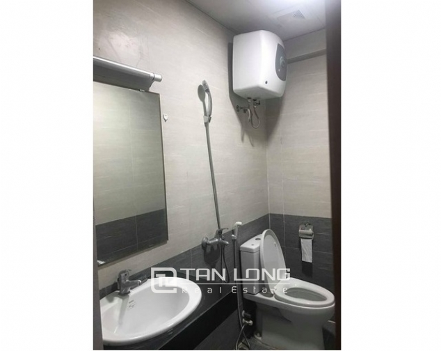 River view 2 bedroom furnished for rent in Packexim 2 building, An Duong Vuong street, Tay Ho district 6