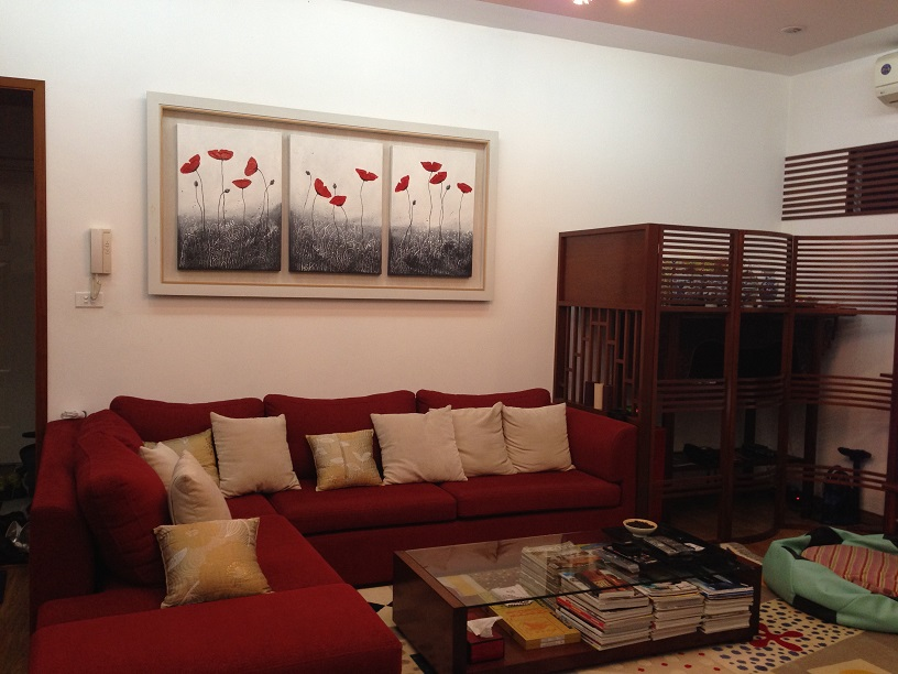 Sell beautiful apartment in My Dinh Song Da building, Pham Hung Street, My Dinh 1 Ward, Nam Tu Liem District, Hanoi