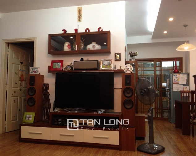 Sell beautiful apartment in My Dinh Song Da building, Pham Hung Street, My Dinh 1 Ward, Nam Tu Liem District, Hanoi 2