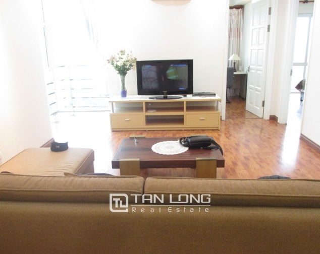Selling 3 bedroom apartment in E5 Ciputra, full furniture 2