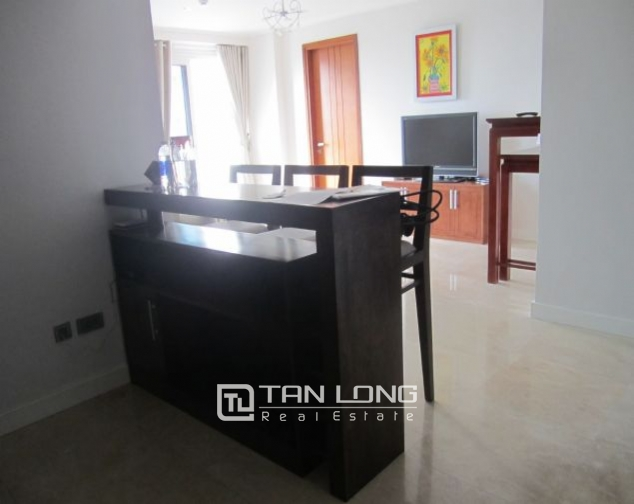 Selling 3 bedroom apartment in L1 Ciputra Hanoi, nice view 4