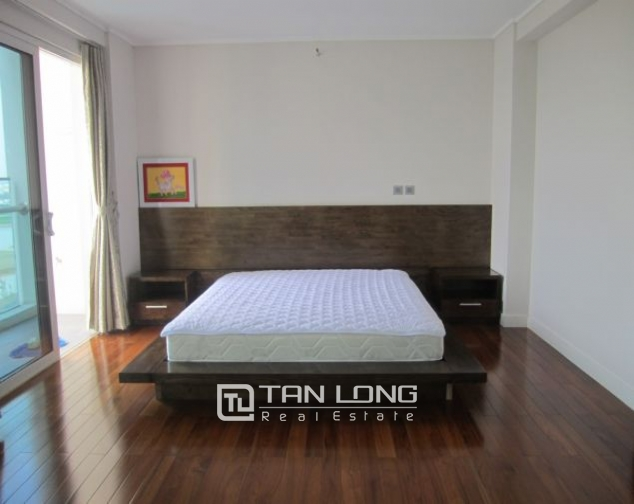 Selling 3 bedroom apartment in L1 Ciputra Hanoi, nice view 8