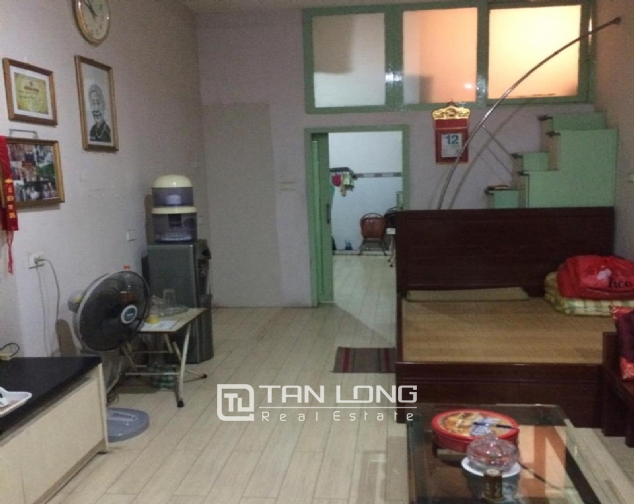 Selling 30m2 house with attic in Ba Trieu, Hoan Kiem, Hanoi 1