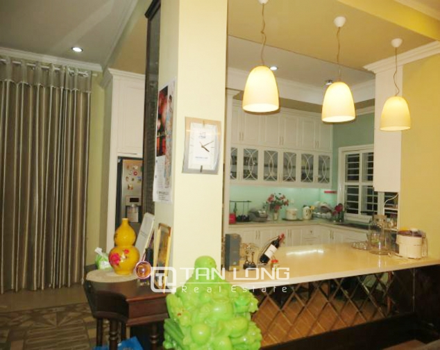 Selling 3.5 storey villa in Viet Hung urban, full furniture 5