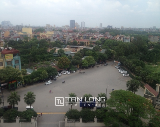 Selling 4 bedroom apartment in E4 Ciputra Hanoi, no furnishing 4