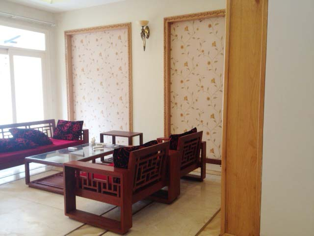 Selling 4 bedroom villa with full furniture in C2 Ciputra Hanoi