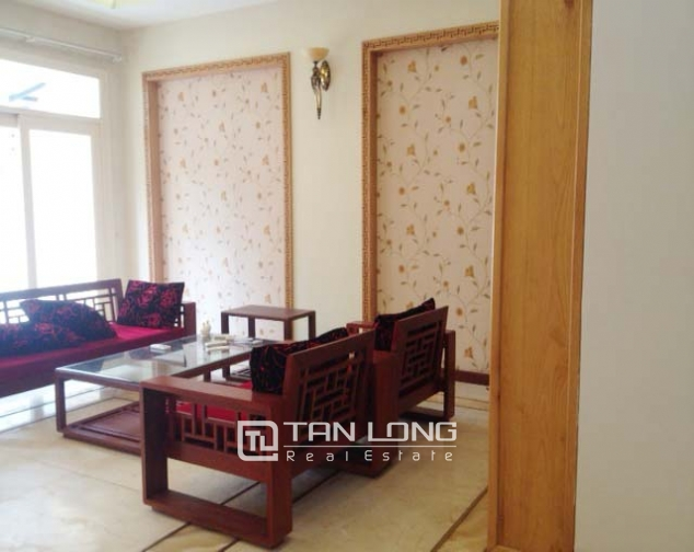 Selling 4 bedroom villa with full furniture in C2 Ciputra Hanoi 7