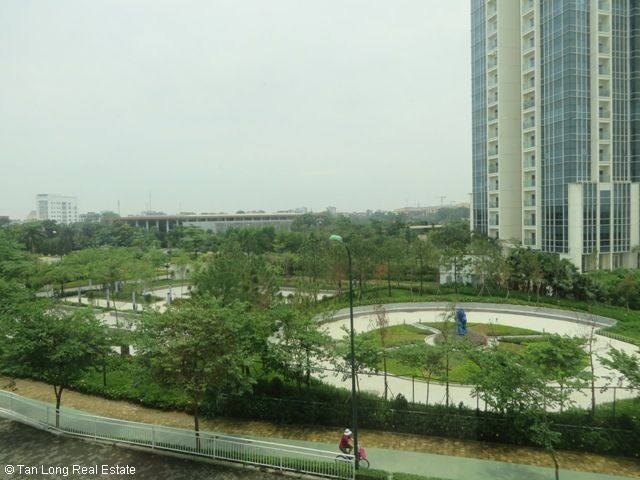Selling 4 bedrooms unit in P2 Tower, Ciputra, Hanoi 5
