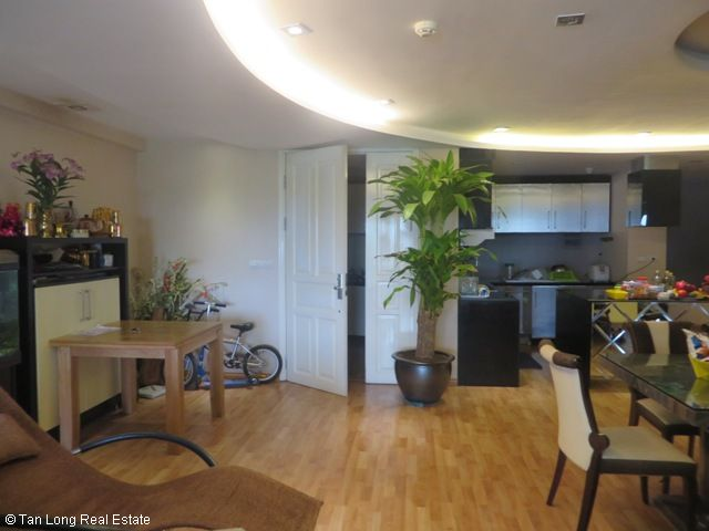 Selling 4 bedrooms unit in P2 Tower, Ciputra, Hanoi 7