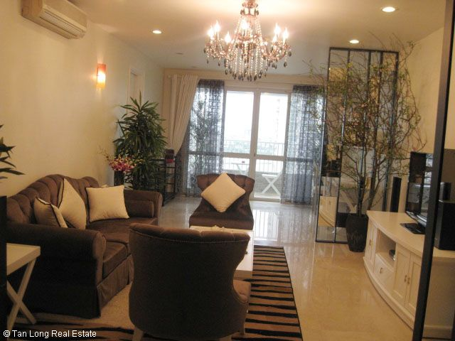 Selling luxury apartment with 3 bedrooms in P2 Ciputra, Tay Ho, Hanoi 1