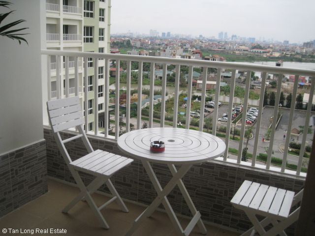 Selling luxury apartment with 3 bedrooms in P2 Ciputra, Tay Ho, Hanoi 3