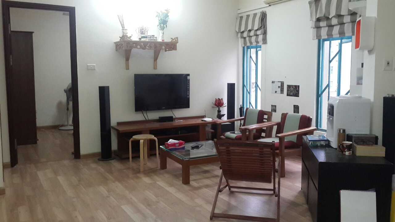 Selling modernly designed apartment in CT4 My Dinh, Song Da, Nam Tu Liem