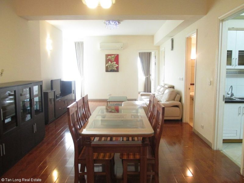 Selling nice 3 bedroom apartment in E1 Ciputra, Tay Ho, Hanoi 3