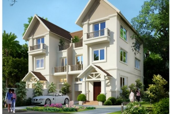 SELLING VILLAS FOR RIDING A TULIP ROAD 1 HONG 13HA VINHOMES HARMONY, SOUTH EAST SOUTH