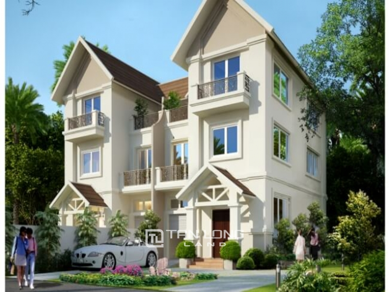 SELLING VILLAS FOR RIDING A TULIP ROAD 1 HONG 13HA VINHOMES HARMONY, SOUTH EAST SOUTH 1