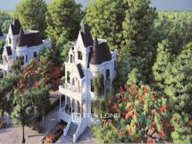 SELLING VILLAS LONG DA GREEN CENTER 1