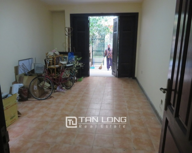 Semi furnished 4 bedroom villa for rent in G1 area, Ciputra, Bac Tu Liem dist, Hanoi 3