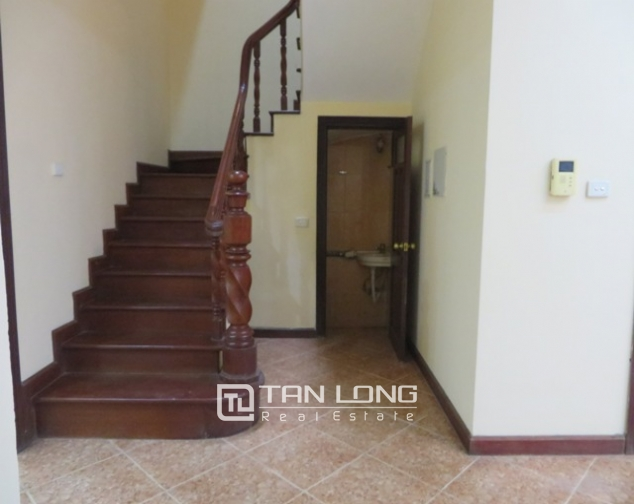 Semi furnished 4 bedroom villa for rent in G1 area, Ciputra, Bac Tu Liem dist, Hanoi 5