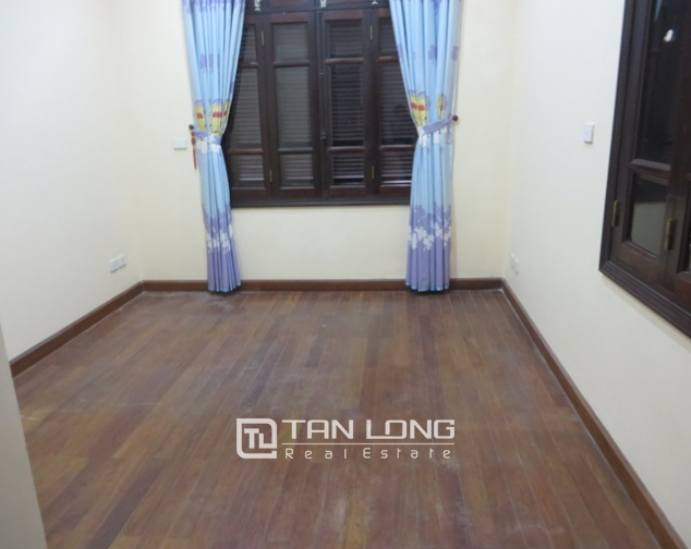Semi furnished 4 bedroom villa for rent in G1 area, Ciputra, Bac Tu Liem dist, Hanoi 7