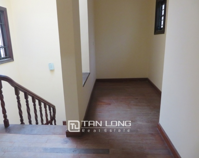 Semi furnished 4 bedroom villa for rent in G1 area, Ciputra, Bac Tu Liem dist, Hanoi 1