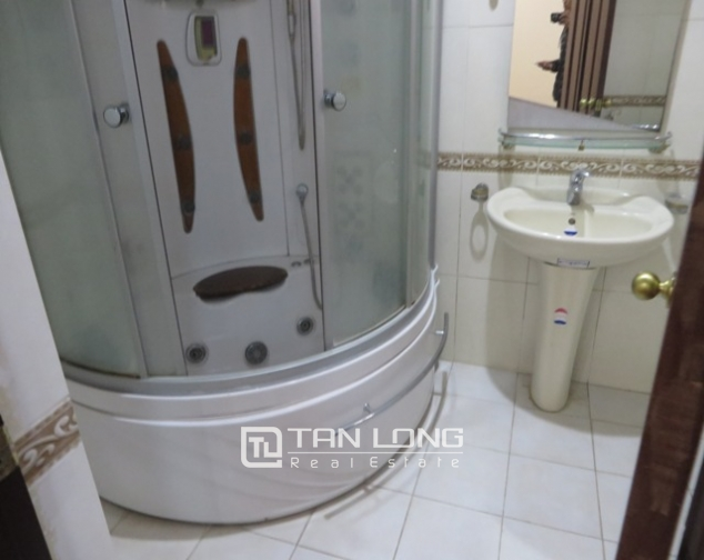 Semi furnished 4 bedroom villa for rent in G1 area, Ciputra, Bac Tu Liem dist, Hanoi 2