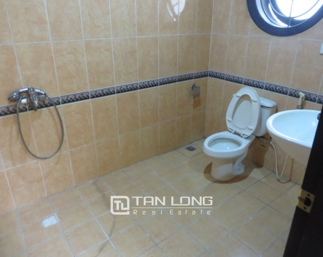 Semi furnished 4 bedroom villa for rent in G1 area, Ciputra, Bac Tu Liem dist, Hanoi 4