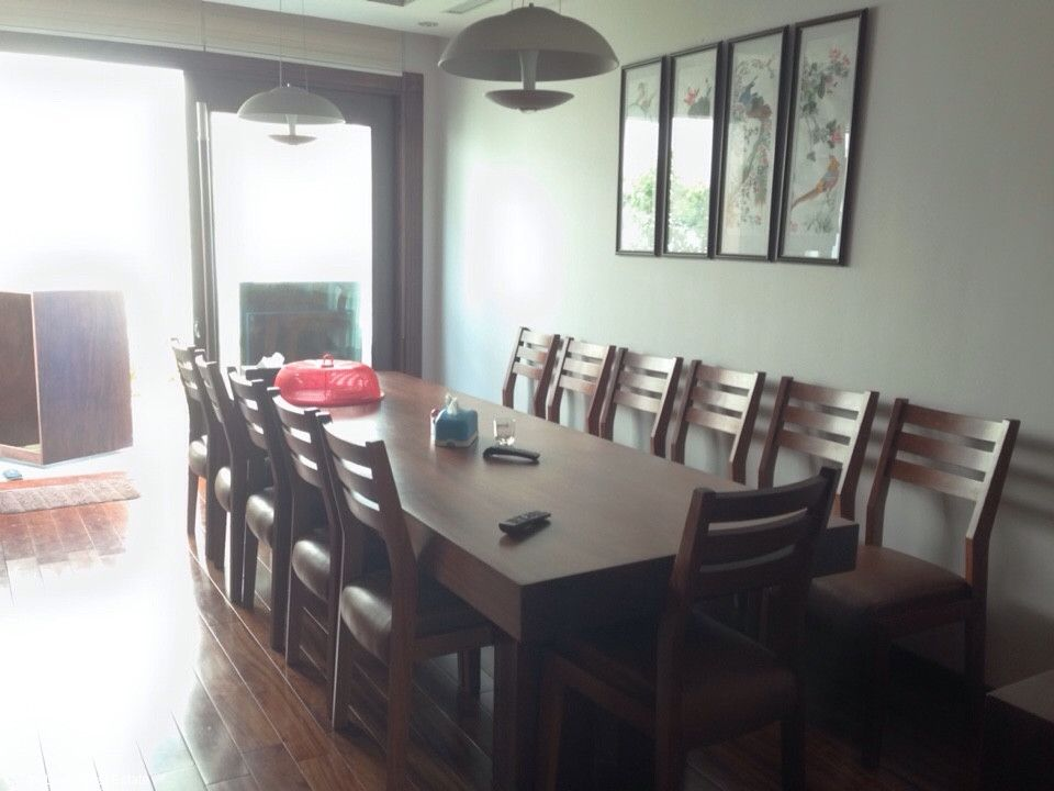 Semi-detached villa for rent in Gamuda Garden, Hoang Mai District 5