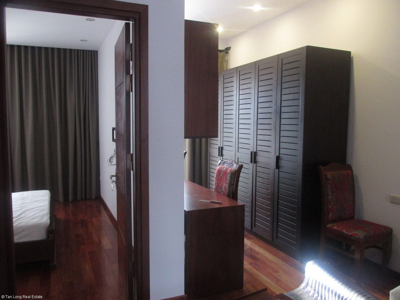 Semi-detached villa for rent in Gamuda Garden, Hoang Mai District 4