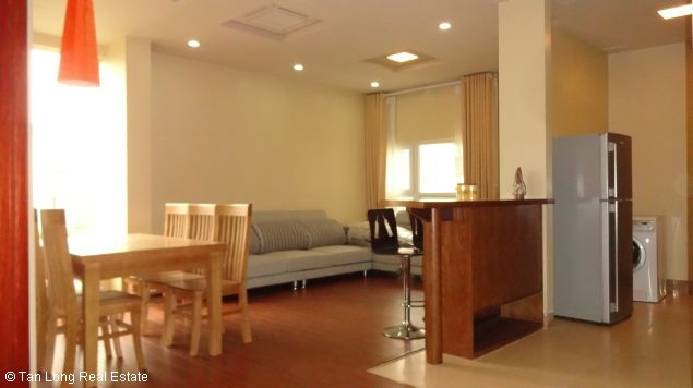 Service apartment for rent in Dang Thai Mai streets 4