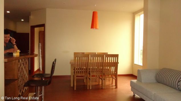 Service apartment for rent in Dang Thai Mai streets 7