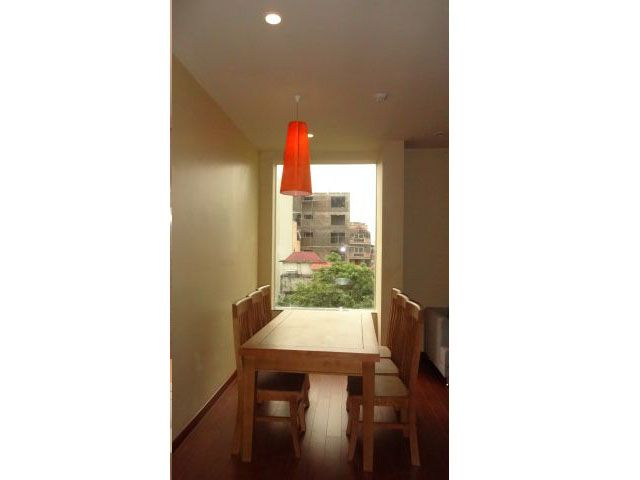 Service apartment for rent in Dang Thai Mai streets 8