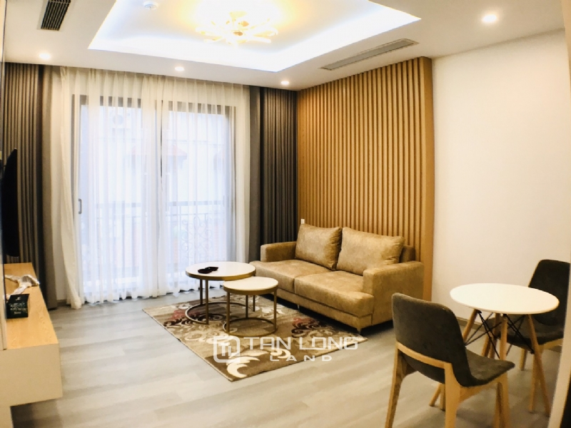 Service apartment for rent in To Ngoc Van street, Tay Ho district 1