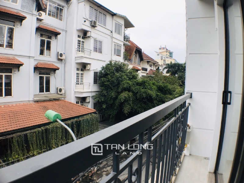 Service apartment for rent in To Ngoc Van street, Tay Ho district 2