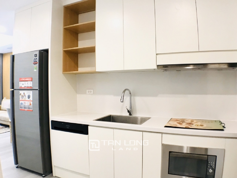 Service apartment for rent in To Ngoc Van street, Tay Ho district 3