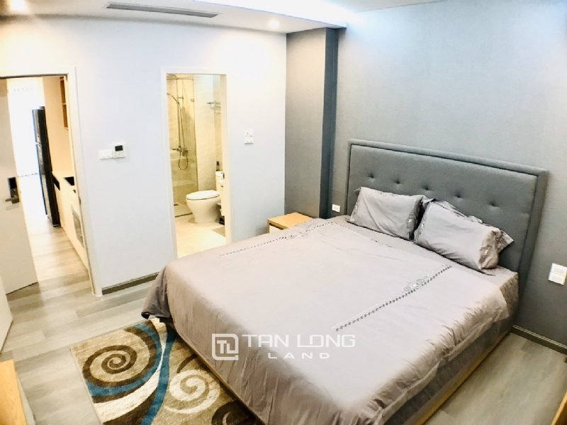 Service apartment for rent in To Ngoc Van street, Tay Ho district 4