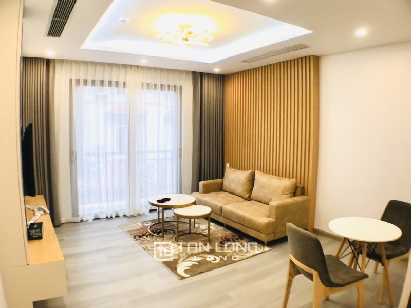 Service apartment for rent in To Ngoc Van street, Tay Ho district 5