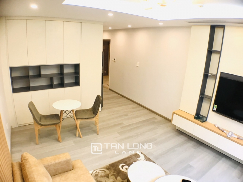 Service apartment for rent in To Ngoc Van street, Tay Ho district 7