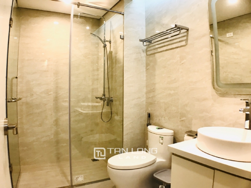 Service apartment for rent in To Ngoc Van street, Tay Ho district 10