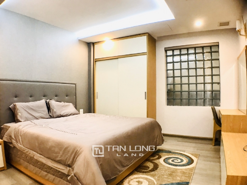 Service apartment for rent in To Ngoc Van street, Tay Ho district 11