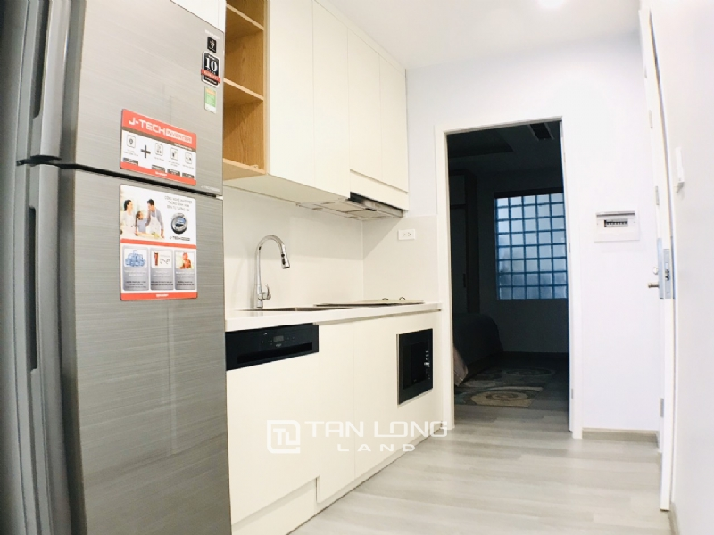 Service apartment for rent in To Ngoc Van street, Tay Ho district 12