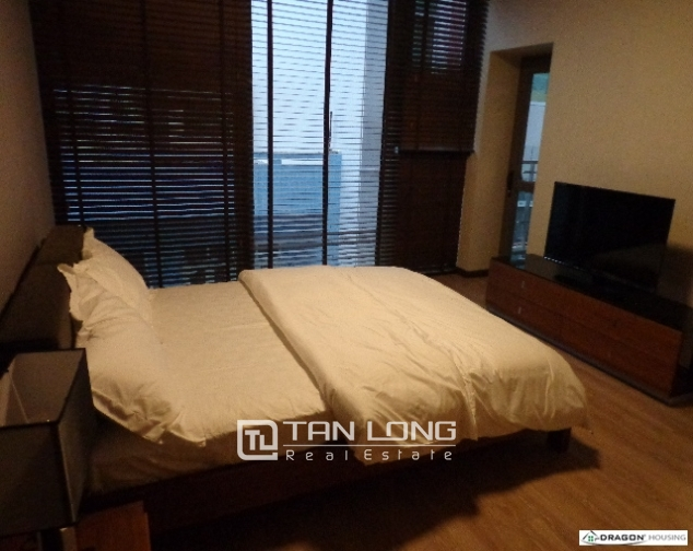 Serviced 2 bedroom apartment for rent on 535 Lane, Kim Ma, Ba Dinh 5