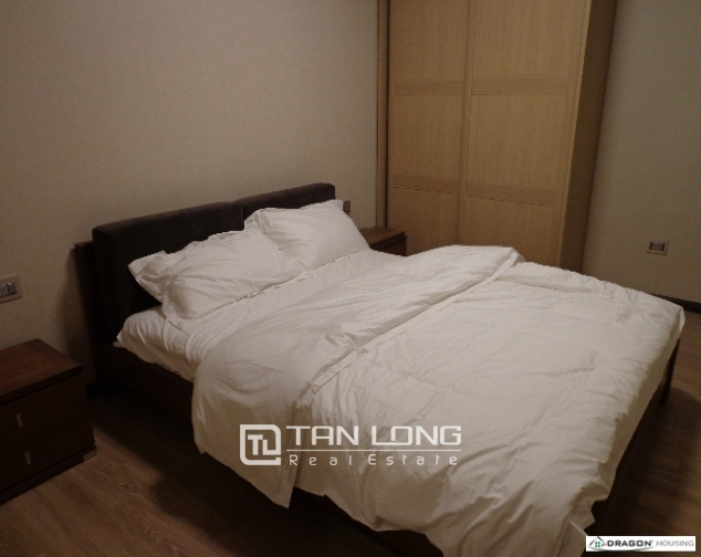 Serviced 2 bedroom apartment for rent on 535 Lane, Kim Ma, Ba Dinh 6