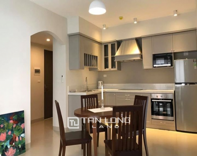 Serviced 2 bedroom apartment for rent on Quang An street, Tay Ho 3