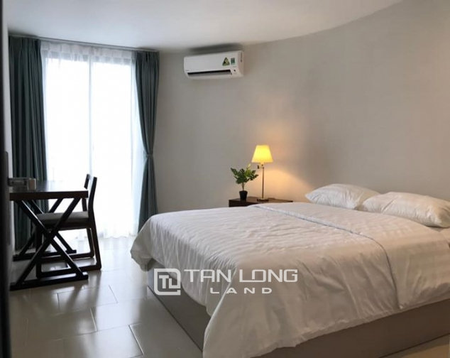 Serviced 2 bedroom apartment for rent on Quang An street, Tay Ho 6