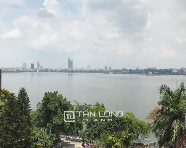 Serviced 2 bedroom apartment for rent on Quang An street, Tay Ho 7