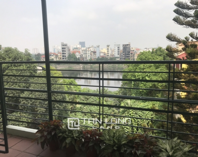 Serviced 3 bedroom apartment for rent on Lane 275, Au Co street 8