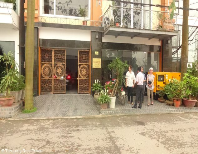 Serviced aparment for rent in Tay Ho district, Ha Noi. 1