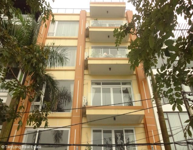Serviced aparment for rent in Tay Ho district, Ha Noi. 2
